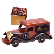 1930-Era Delivery Van - Chocolate Covered Almonds