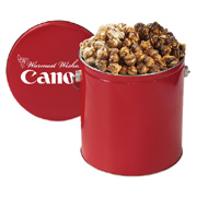 Triple Chocolate Crunch Gallon Gourmet Popcorn Tin