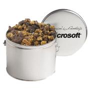 Gourmet Popcorn Tin - Half Gallon