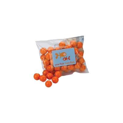 2x3 Plastic Heat Sealed Bag - Candy