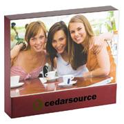 Brown Acrylic Frame - 4x6