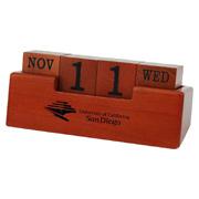 Rosewood Perpetual Calendar
