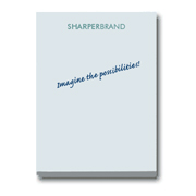 Stik-Withit 4x6 Adhesive Notepad - 50 Sheets