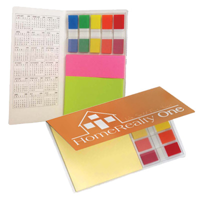 Post-it Custom Printed Personal Organizer Paks