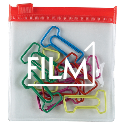 Number One Multi-Color Clipsters in a Pouch