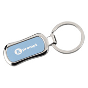 Blu Keychain