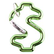 Dollar Sign Carabiner