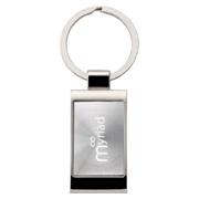 Rectangular Key Ring