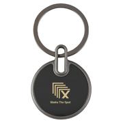 Round Legion Key Tag