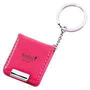 Faux Leather Keyholder With Photo Frames