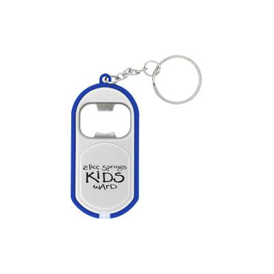 Flashlight Bottle Opener Key Chain