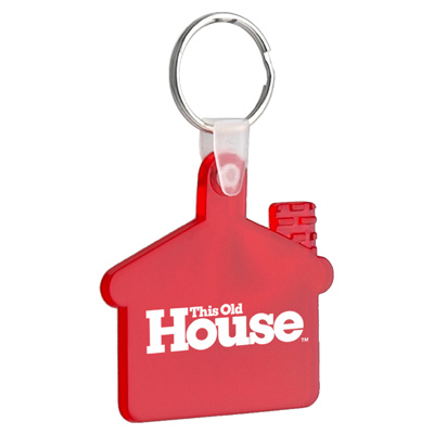 House Soft Keytag