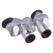 9x20 Aluminum Executive Prism Binocular With Ruby Lenses