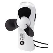 Turbo Mini Fan/Flashlight