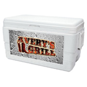 Igloo Decorator Ice Chest