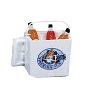 12 qt. Foam Cooler with Handle