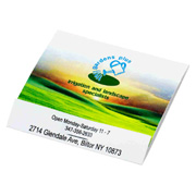 Seed Paper Matchbook - Color Stack Herb Patch