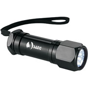 Built2Work 8 LED Aluminum Superbright Flashlight