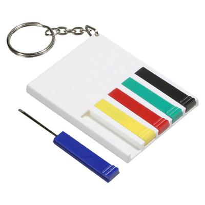 Tool Set Card