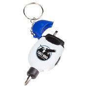 Quick Fix Keyring/Flashlight/Screwdriver