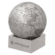 Globe Magnetic Puzzle - Large