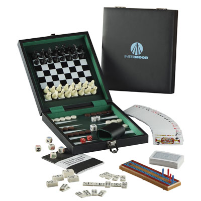 Six-in-One Game Set