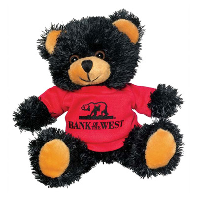 Moseez Bear - Black