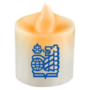 LED Flickering Votive Candle