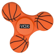 GameTime Spinner - Basketball