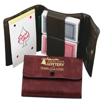 Playing Card Caddy