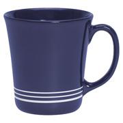 Ceramic Fun Lines Mug - 17 oz.