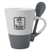 12 oz. Barista Spooner Mug
