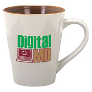 Designer Two-Tone Mug - 14 oz.
