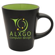 12 oz. Noir Mug