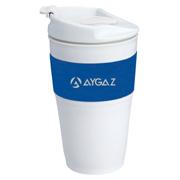 12 oz. Collapsible Silicone Coffee Mug
