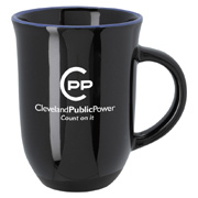 12 oz. Vienna Ceramic Mug