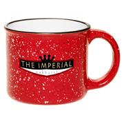 13 oz. Ceramic Campfire Coffee Mug