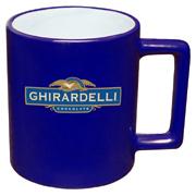 11 oz. Square Handle Coffee Mug
