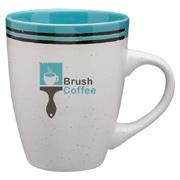 10 oz. Athens Rustic Ceramic Coffee Mug