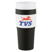 Two-Tone Travel Tumbler