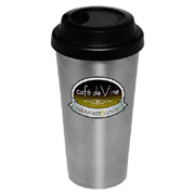 16 oz. Flash Stainless Steel Tumbler