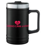 Cato Copper Vacuum Insulated Mug 16 oz.