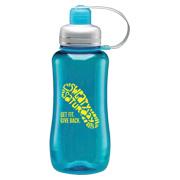 28 oz. Silver Top Water Bottle