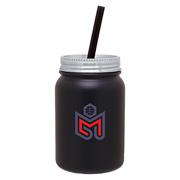 30 oz. h2go Stainless Steel Mason Water Bottle