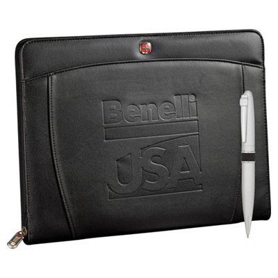 Wenger Zippered Padfolio Bundle Set