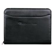Millennium Leather Zippered Padfolio
