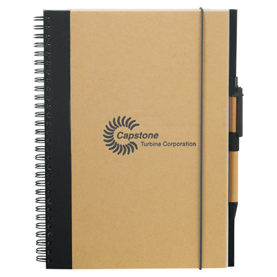 Evolution Large Recycled JournalBook