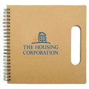 Hillsboro Notebook Tote