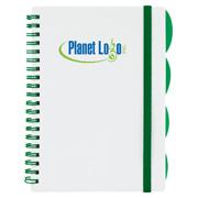 Large Divide Notebook