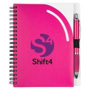 Curvy Top Notebook Set